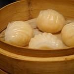 チャイナムーン - 【竹の子入り海老の蒸し餃子】
