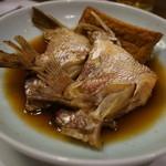 がんこ - 鯛の煮付け