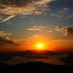 紅葉堂 - 【向島 高見山展望台】2014年9月吉日