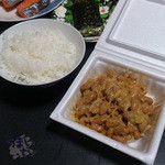 増屋納豆店 - 料理写真:川中島納豆 平成12年度 20年度 農林水産大臣賞受賞