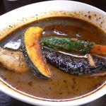 カワラヤ - チキン野菜(辛さ10番)