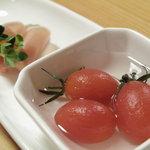 アルプロッジ - 料理写真:1日目夕食