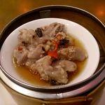 避風塘 - 豚スペアリブの豆鼓蒸し