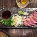 神田 もつ焼センター えん - タントロ