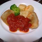 チェリージャム - 黒鯛のパン粉焼 おまかせランチで。