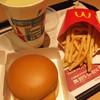マクドナルド - 料理写真:フィレオフィッシュ セット:399円(クーポン利用)