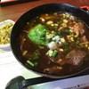 春水堂 - 料理写真:牛肉麺
