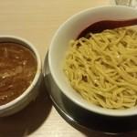 江戸甘 - 江戸甘@東京ラーメンストリート 味噌つけ麺