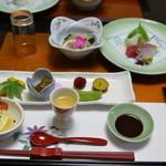 尚玄山荘 - 料理写真:食前酒 梅酒