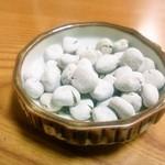 大串 - お通しの塩豆