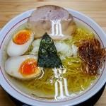 らーめん 勇 - 塩味玉らーめん¥830