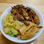 らーめん 勇 - チャーシュー丼¥280