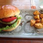 プティ パレ ア ラ メール - ハンバーガー