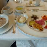 箱根ハイランドホテル ラ・フォーレ - フレンチジャポネ(パレット)の朝食。