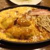 上海ジミー - 料理写真:チーズハンバーグ