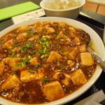蓬莱軒 - 「マーボ豆腐定食 (799円)」