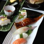 安心食堂 潮彩 - 握り寿司(潮彩)