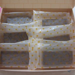 森永のおかしなおかし屋さん - パティシエ キョロちゃんのガトーショコラの内包装