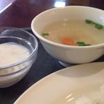 31241849 - スープとタピオカ