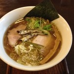麺ゃ しき - しき麺(700円)+麺大盛(100円)