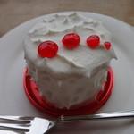 チロル - 料理写真:いちごのショートケーキ