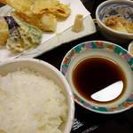 31243875 - 天ぷら定食