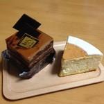 トゥレ・ドゥー - 発酵チーズケーキ、フレ