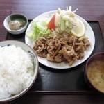 31244176 - 焼肉定食(ライス大盛)¥950 ※税込価格