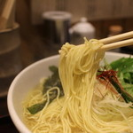 麺屋海神 - リフトアップ