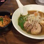 らー麺とご飯の たかぎ -