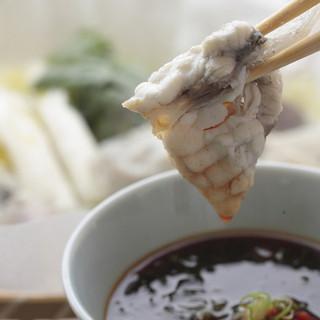 徳島産すだちを使用した、自家製特製ポン酢