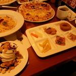 ピソリーノ - ピザ、パスタ、ブッフェ料理、ワッフル、ソフトクリーム