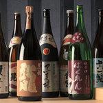 寿司 櫓 - 地酒、本格焼酎など多数取り揃えております。