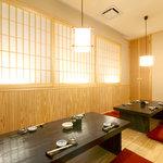 寿司 櫓 - 座敷