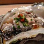 鮨和 - 料理写真:岩牡蠣