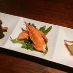 kayakaya - からだキレイ前菜(+400円)lunch