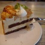 ヴェール・デ・グリ - 相方のケーキ