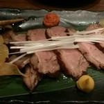 新宿 かなえ - 国産合鴨肉のワイン煮込み冷製仕立て(980円)