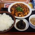 31252392 - 麻婆豆腐定食 700円