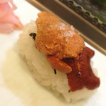 新寿司 - またまた雲丹