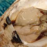 新寿司 - 抱卵の牡蠣酢