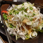 くすお - 揚げ麺のシーザーサラダ
