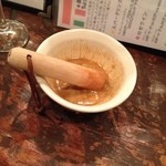 BISTRO SAKABA デンズキッチン - 肝醤油