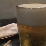 のどぐろ料理と北陸の地酒 せん - ドリンク写真:いつも通りに... 大人の栄養ドリンクからね...