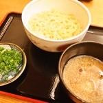 皐月庵 - 中華つけ麺
