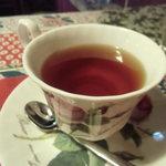 カフェ・ド・ラ ぺ - 紅茶