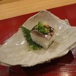 31258374 - 秋刀魚の押し寿司