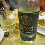 サンサール - 飲み心地が爽やかな、白ワイン♪