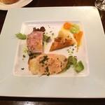 ガロパン フレンチレストラン - ゼソサイ