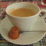 カフェ ポーズ - コーヒー